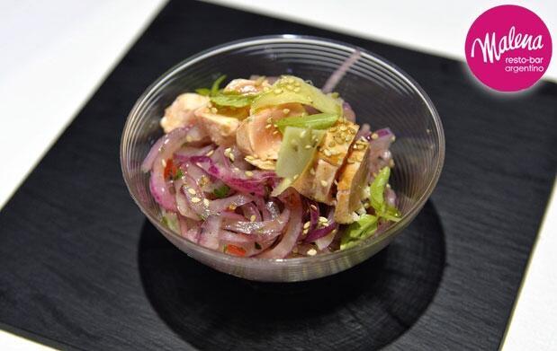 Cocina Creativa Argentina en Malena