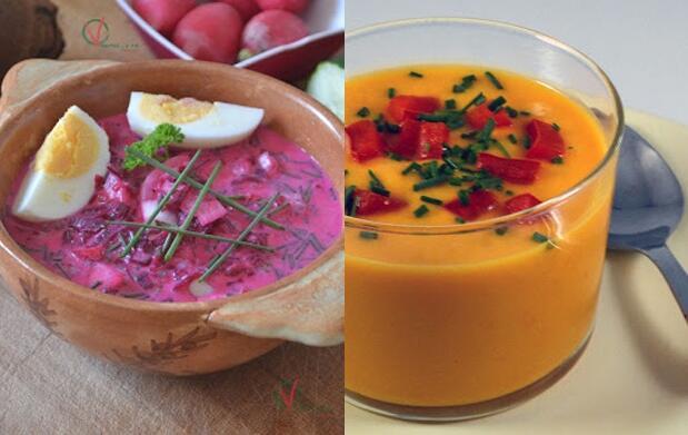 Curso de cocina vegetariana y degustación
