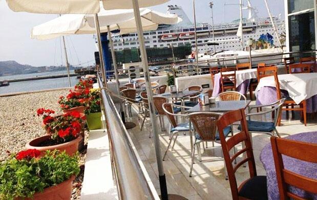 Menú con las mejores vistas de Cartagena