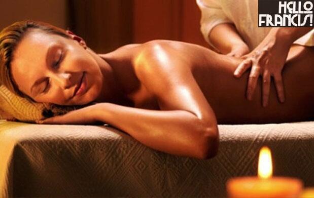 Regala relax: masaje a elegir