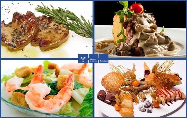 Spa y cena en Balneario de Archena para 2