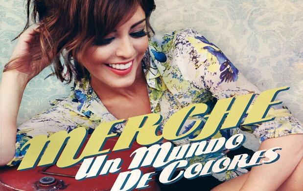 Merche en concierto en Cartagena