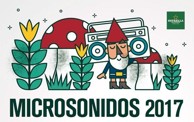 Microsonidos 2017: Linda Guilala y más (7 abr)