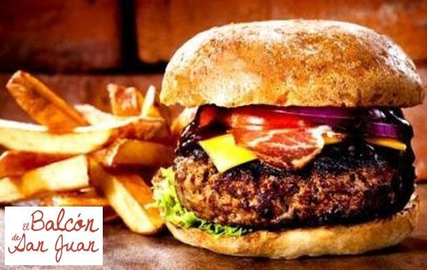 5 hamburguesas gourmet para dos