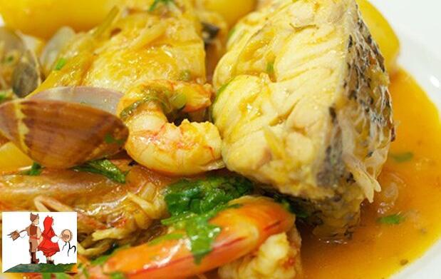 Menú gallego en el centro de Murcia
