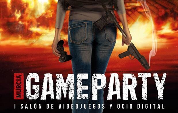 Salón de Videojuegos Murcia Game Party