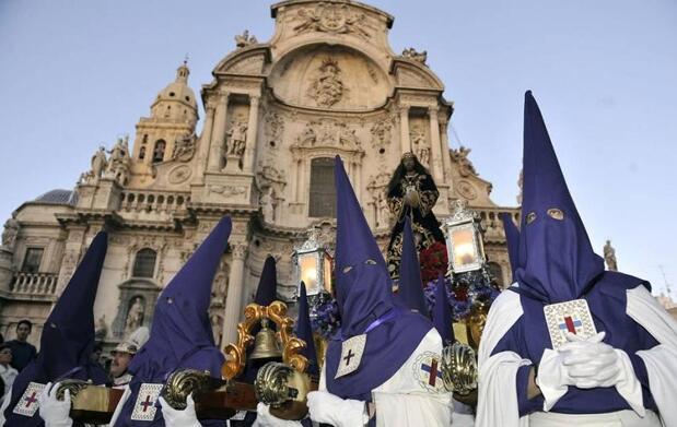 Semana Santa en Murcia: noche y desayuno