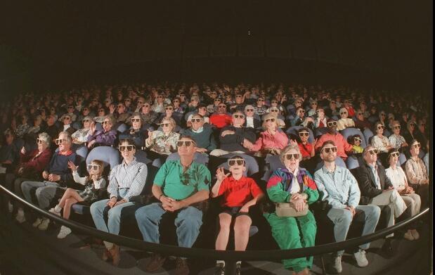 Cine, palomitas y refresco, incluido 3D