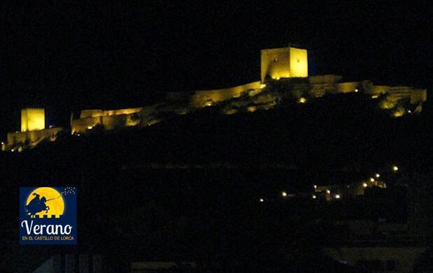 Visitas Nocturnas al Castillo de Lorca