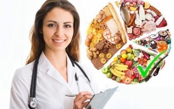 Evaluación nutricional médica completa.