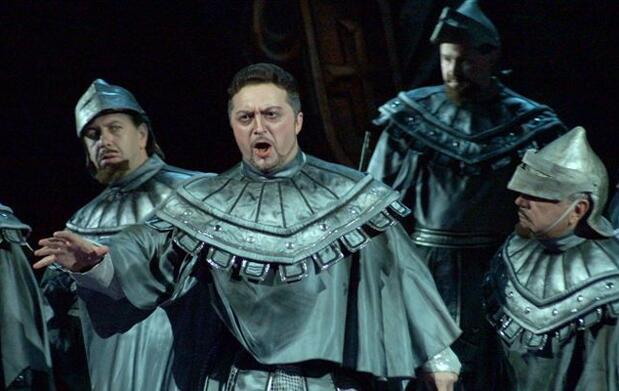 Ópera IL TROVATORE de Verdi en Alicante