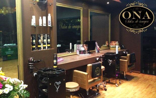 4 sesiones de peluquería con hidratación