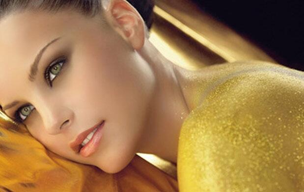 Ritual de oro: facial y corporal