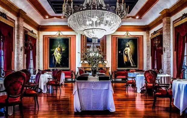 Palacete de la Seda: la mejor cocina de autor