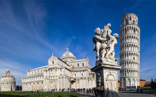 7 días: Escapada Pisa,Florencia y Roma