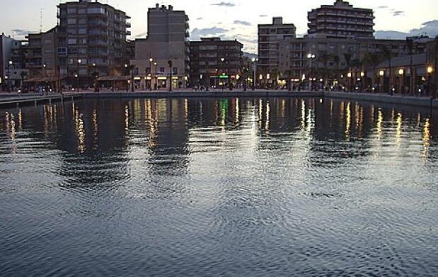 Mazarrón, noche para 2 con vistas al mar