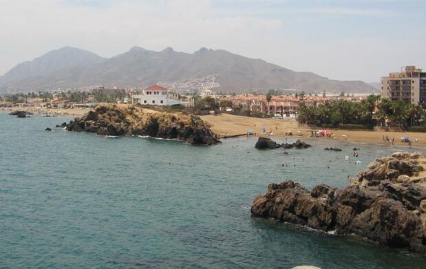 1 o 2 noches para 2 en el Bahía-Mazarrón