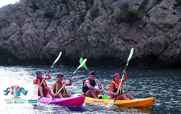 Alquiler de Kayak de 4 horas