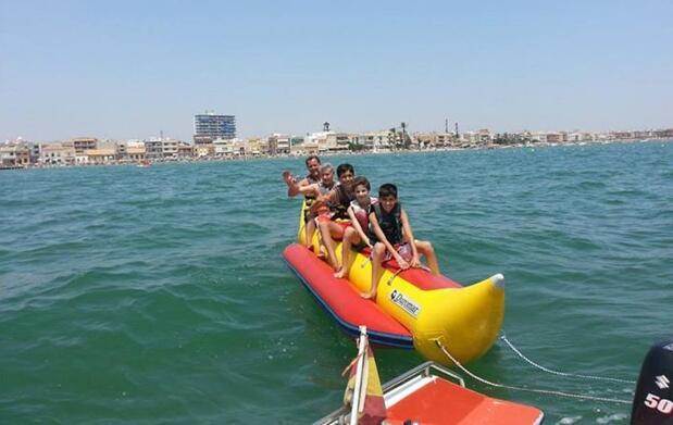 Alquiler de Banana Boat en Los Alcázares