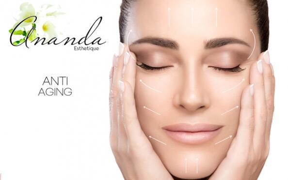 Radiofrecuencia facial con vitamina C y LED