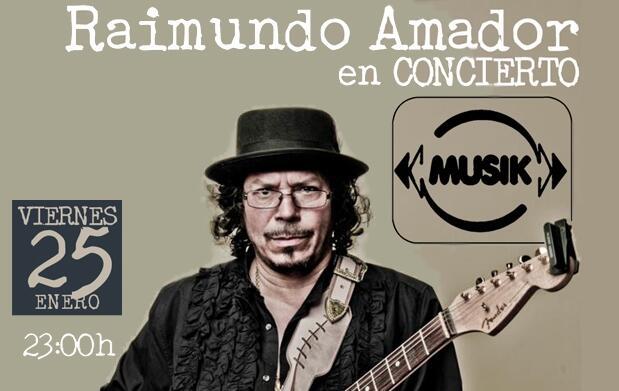 Raimundo Amador en Murcia: nuevas entradas