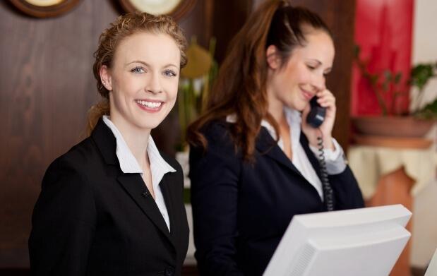 Curso: recepcionista de hotel +inglés