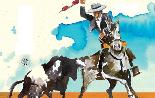 Gran festejo de rejones en Torrevieja