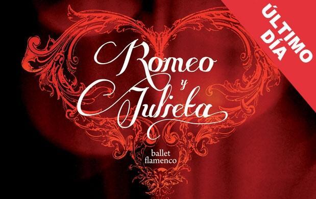 Romeo y Julieta: ballet flamenco
