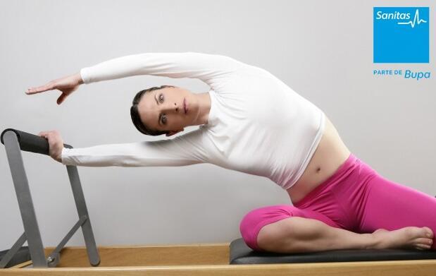 Dto. Bono 5 pilates terapéutico