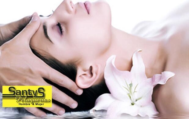 Higiene facial completa y depilación