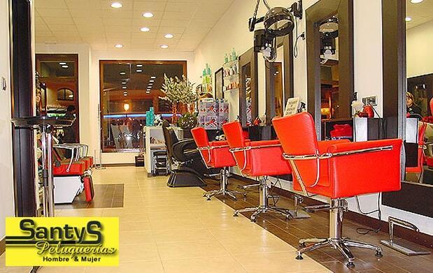 3 sesiones de peluquería para las fiestas