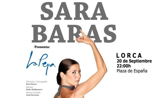 Últimas entradas Sara Baras para hoy
