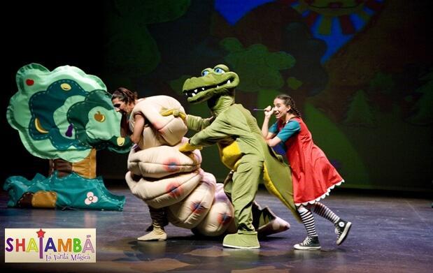 Este domingo, teatro para niños