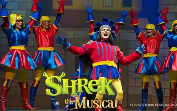 ¡Shrek, el musical, en Murcia!