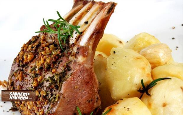 Menú carne o pescado a la parrilla y vino