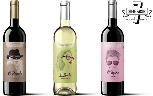 4 botellas vino DO Rioja +2 DO Navarra