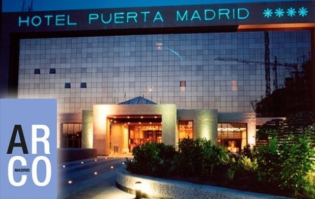 Hotel Silken Puerta Madrid 2 noches +Arco