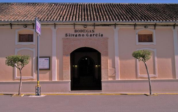 Visita y cata Bodegas Silvano García