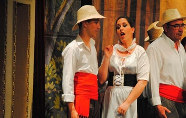 Zarzuela en el Teatro Romea
