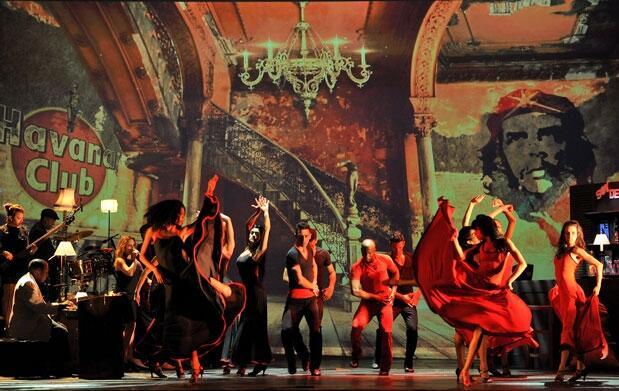 Descuento para el musical 'Soy de Cuba'