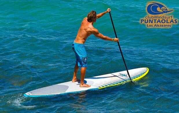 Alquiler de Paddle Surf en Los Alcázares