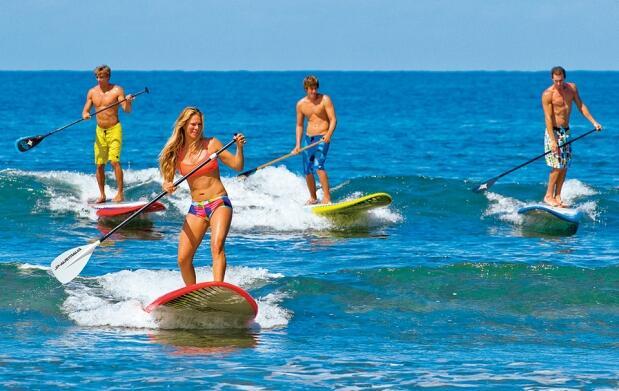 Mazarrón: Paddel Surf + snorkel