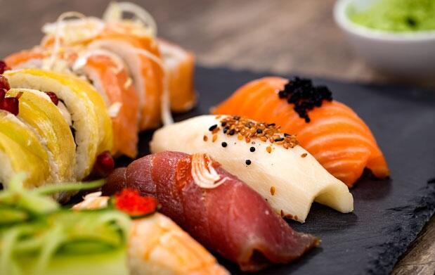 Taller MG: El sushi en casa