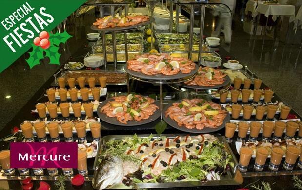 Spa y buffet en el Hotel Thalasia