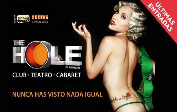 Regala 'The Hole', el espectáculo del año