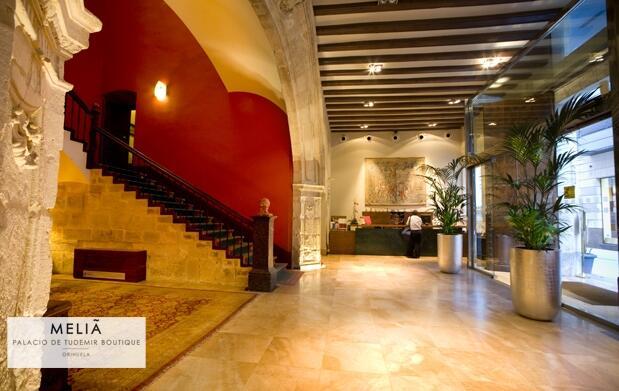 Meliá 4*s habitación superior y spa privado