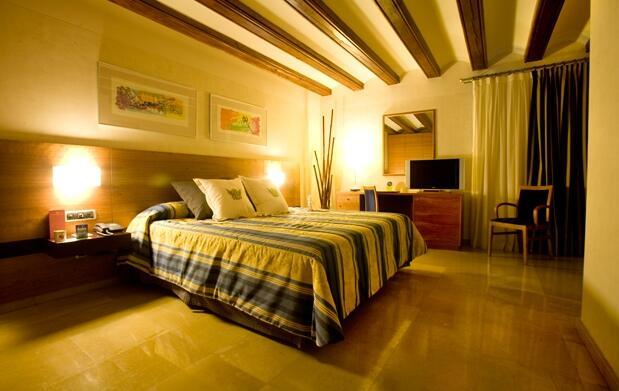Meliá 4*s habitación superior y spa