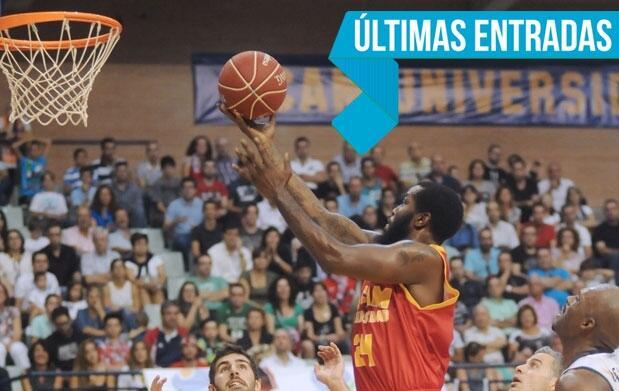 Entradas para UCAM Murcia-Gipuzkoa Basket