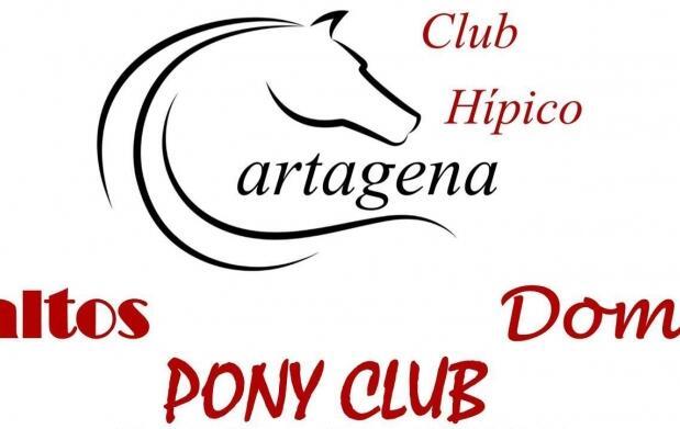 4 clases de equitación Club hípica Cartagena