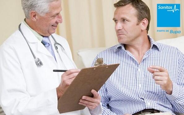 Descuento: revisi�n urol�gica